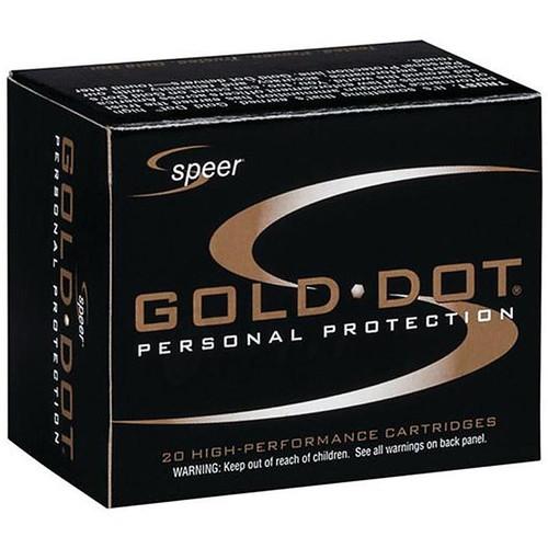 Speer Gold Dot 45 Colt (Long Colt) 250GR Jacketed HP