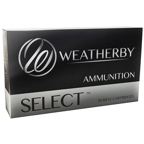 Weatherby Select 300 Weatherby Magnum 180GR Hornady Interlock Box of 20