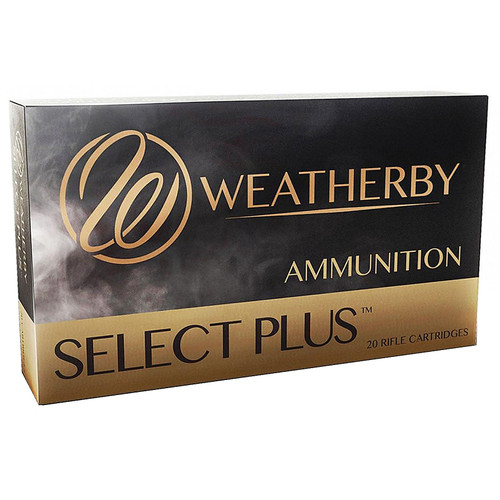 Weatherby Select Plus 257 Weatherby Magnum 100GR Hornady InterLock Spire Point Box of 20
