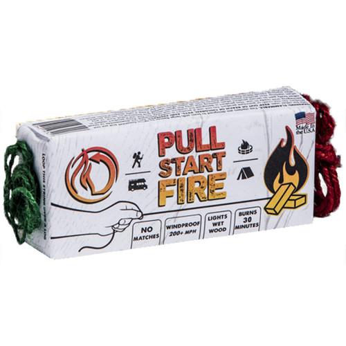 Pull Start Fire Pull String Fire Starter - Single Unit