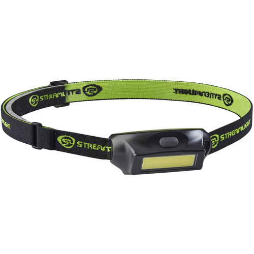 Streamlight Bandit Pro Usb Cord, Hat Clip And Elastic Headstrap, Black, 61715