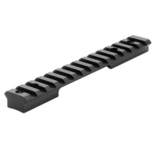 Leupold Backcountry 1-Piece Cross-Slot Scope Base Winchester Xpr Short Action Platforms 7075-T6 Aluminum Hard Coat Anodized Matte Black
