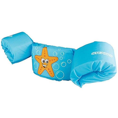 Stearns Puddle Jumper Child Life Jacket, Starfish - 30-50 Lbs