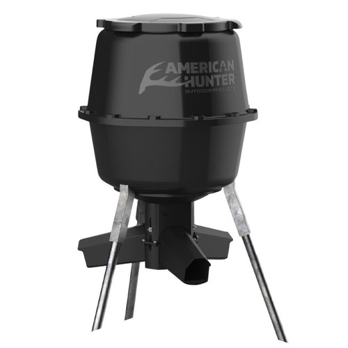 American Hunter Gravity Tripod Feeder