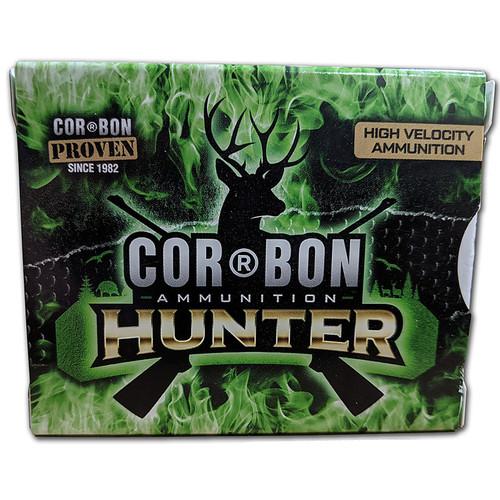 Cor-Bon Ammo Hunter 45 Colt (LC) 300GR A-Frame 20 Rounds