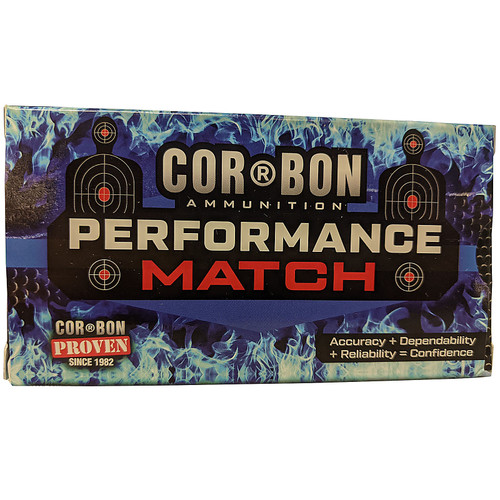 Cor-Bon Urban Response .223 Remington 55GR Frangible Jacketed Hollow Point 20 Rounds
