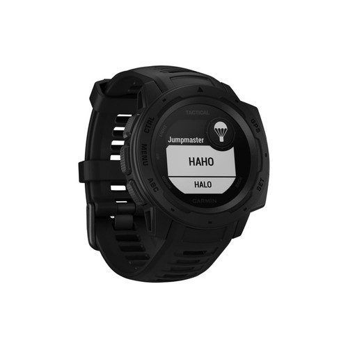 Garmin Instinct Outdoor GPS Watch Black Tactical Edition