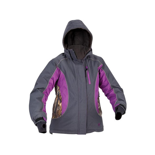 ArcticShield Women's Glacier Eclipse Cold Weather Jacket, Purple