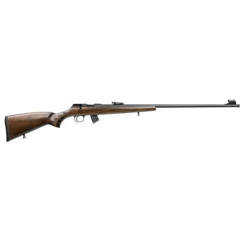 "CZ 02372 CZ 457 Jaguar 22 LR 28.60"" Beechwood Black Right Hand"