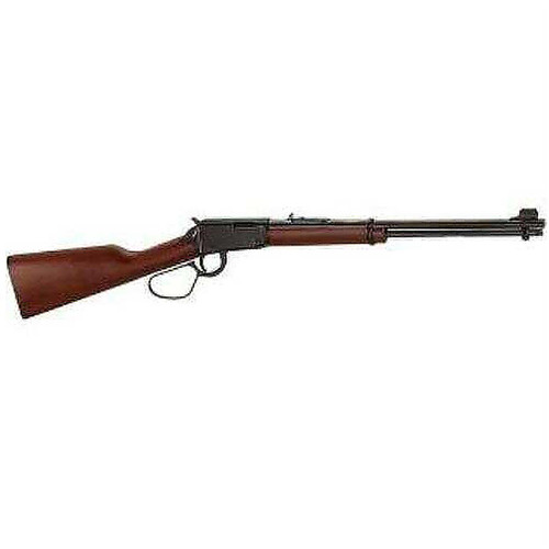 """Henry Repeating Arms Rifle Henry H001LL Large Loop 22 LR 20"""" Barrel 15 Round American Walnut Stock Blued Finish"""