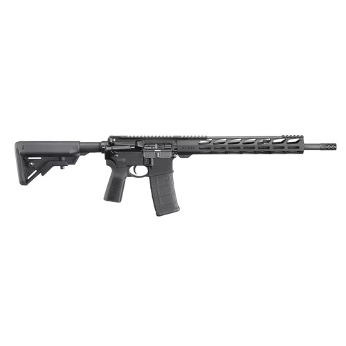 Ruger AR-556 .223/5.56 NATO Semi-Automatic Rifle with Lite Free-Float M-LOK Rail 8542