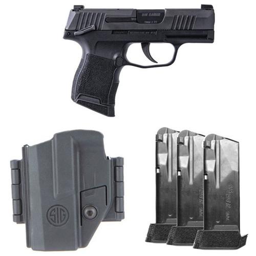 Sig Sauer P365 Nitron Micro-Compact Striker 9mm TACPAC