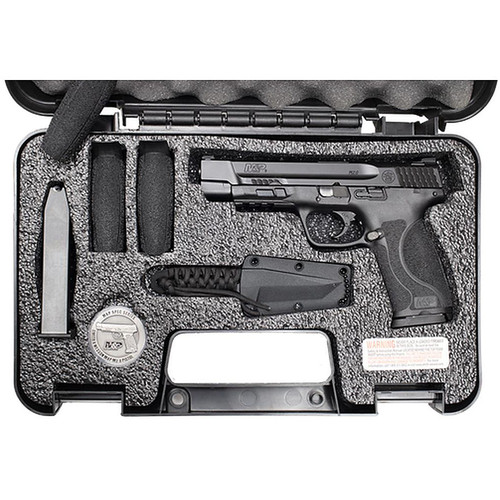 "S&W M&P M2.0 9MM 5"" 17R SPEC SERIES TRITIUM LIMITED ED"