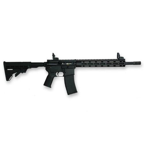 "Tippmann Arms M4-22 PRO Rifle 22LR Black 16"""