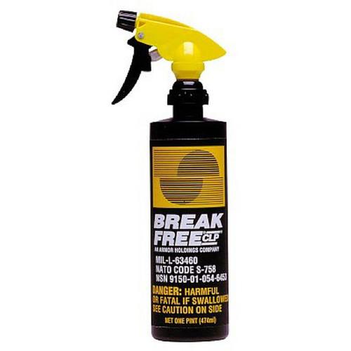 Break-Free CLP 1-Pt. Spray Bottle 4.7