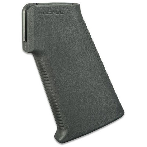 Magpul AR-15 MOE-K Pistol Grip Black LP Steeper Grip Angle and Slimmer Grip