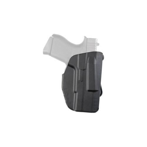 Safariland Model 7371 7TS ALS Slim Paddle Holster Glock 43 RH STX Black