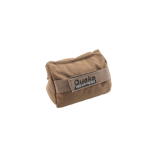 Quake QUAKE SHOOTING BAG SQUEEZE OR ELBOW SUPPORT BROWN