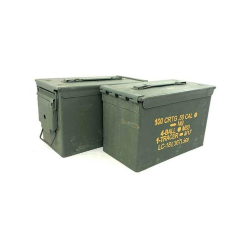 FAT 50 CAL AMMO CAN GRADE 1