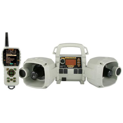 FoxPro Shockwave Electronic Predator Call