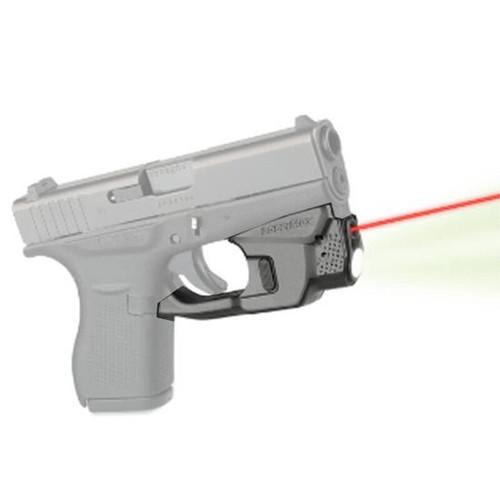 LaserMax Centerfire Light/Laser Sight System 100 Lumen GLOCK 42/43