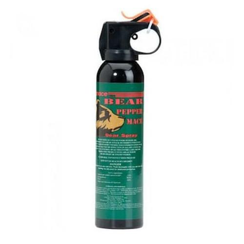 Mace Brand Bear Pepper Spray 260 Gram 2% Capsaicinoid Concentration