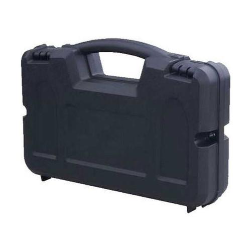 Focus-On Tools (FOT) Plastic Molded Single Pistol Case - Black
