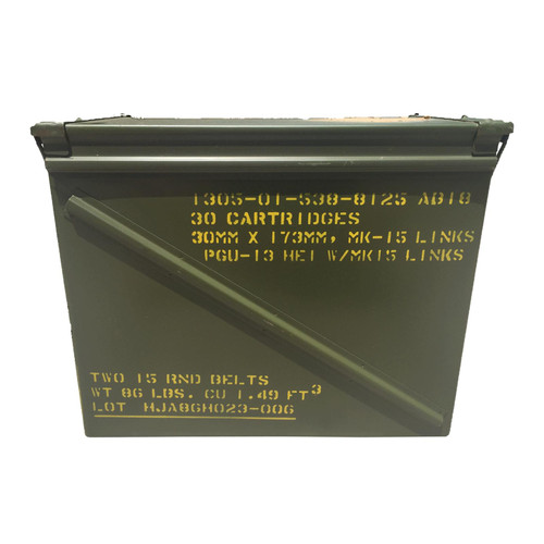 Ammo Can Man M592 (30mm) Surplus Ammo Can Grade 2