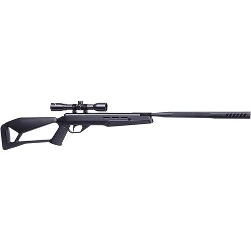 Crosman CF7SXS Fire QuietFire .177 Break Barrel Air Rifle with 4x32 Scope, CF7SXS