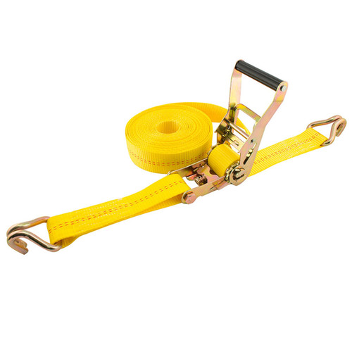 "Focus-On Tools (FOT) 2"" X 27' Ratchet With J Hooks, 37210"
