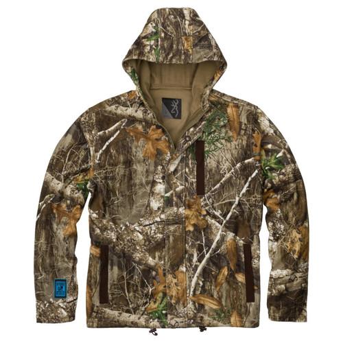 Browning Hydro-Fleece Realtree Edge Jackets