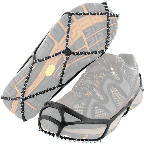Yaktrax 08605 Walk Large Black Shoe Walker Traction Device