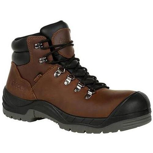 Rocky Rkk0279 Women's WorkSmart Waterproof Work Boots