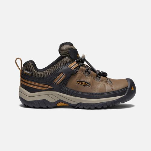 Keen 1019828 Big Kids' Targhee Waterproof Shoes