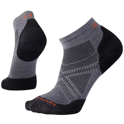 Smartwool SW0SW243 018 Men's Phd Run Light Elite Low Cut Socks