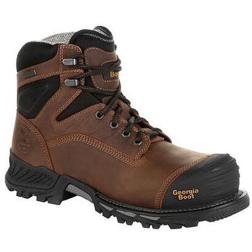 Georgia GB00284 Men's Rumbler Composite Toe Waterproof Work Boots