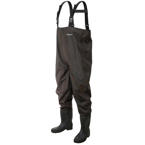 Frogg Toggs 2715249 Rana II Pvc Cleated Bootsfoot Chest Waders