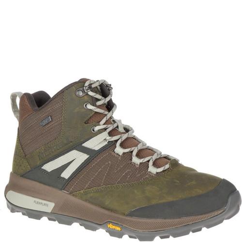 Merrell J16891 Men's Zion Mid Waterproof Shoes