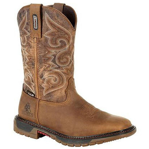 Rocky Rkw0298 Original Ride Flx Women's Waterproof Western Boots