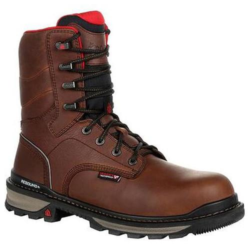 Rocky Rkk0296 Men's Rams Horn Waterproof Work Boots