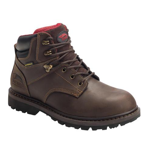 """Avenger A7636 Men's 6"""" Waterproof Work Boots - Soft Toe Boots"""