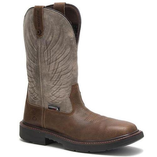 Wolverine W201105 Stockman Durashocks Boots
