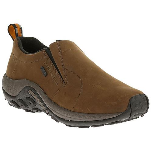 Merrell J52927W Men's Jungle Moc Nubuck Waterproof Shoes