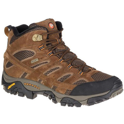 Merrell J06051 Men's Moab 2 Mid Waterproof Boots