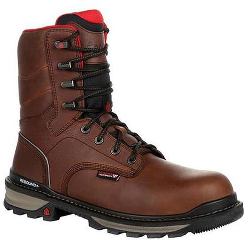 Rocky Rkk0297 Men's Rams Horn Composite Toe Waterproof Work Boots