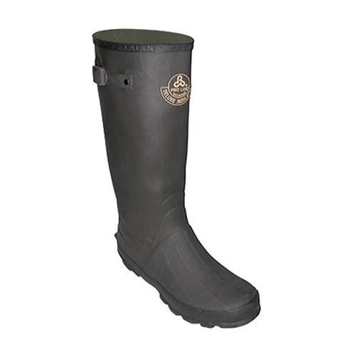 Proline 16002Choc-L Men's Rubber Knee Boots