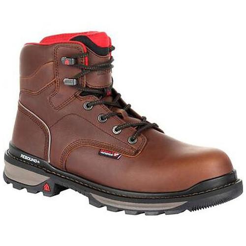 Rocky Rkk0259 Men's Rams Horn Waterproof Work Boots