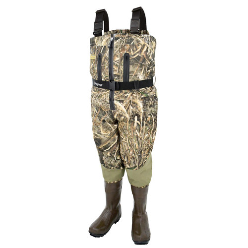 Frogg Toggs 2712856 Grand Refuge 2.0 Bootsfoot Waist Waders