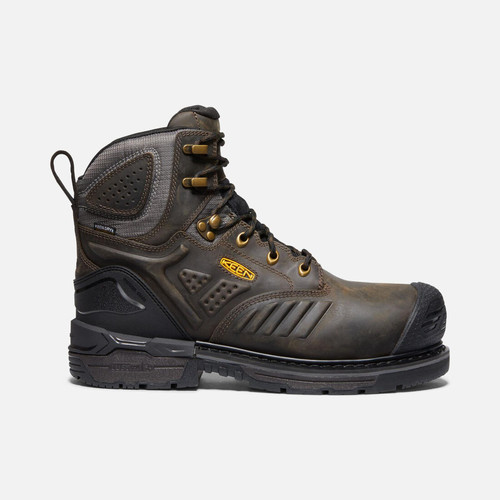 "Keen 1022108 Men's Philadelphia 6"" Insulated Waterproof Boots (Carbon-Fiber Toe) Boots"