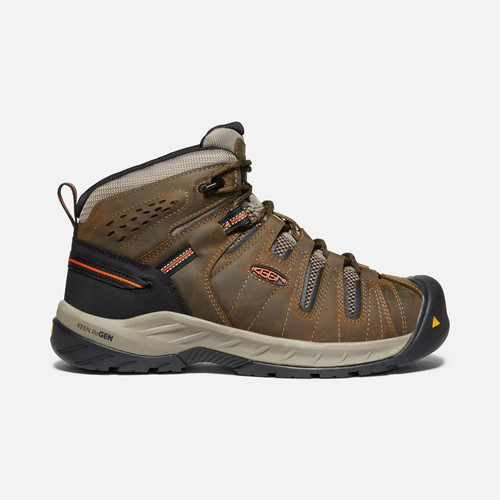 Keen 1023242 Men's Flint II Boots (Soft Toe) Boots